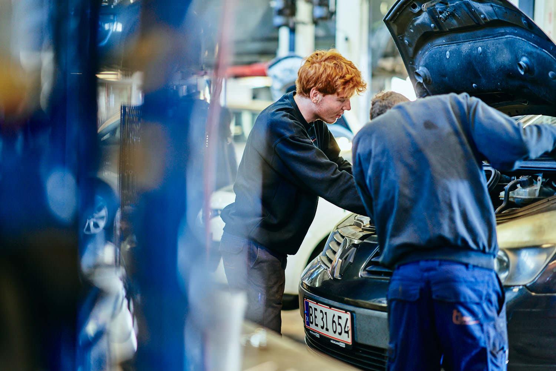 Cipe:Care er specialister i franske biler men mestrer også alle andre