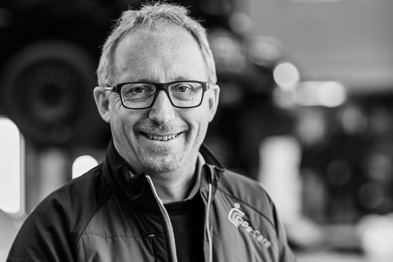 Henrik Hansen - indehaver CipeCare